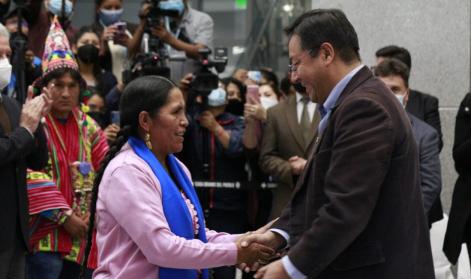 Igualdad y diversidad en agenda de Culturas de Bolivia