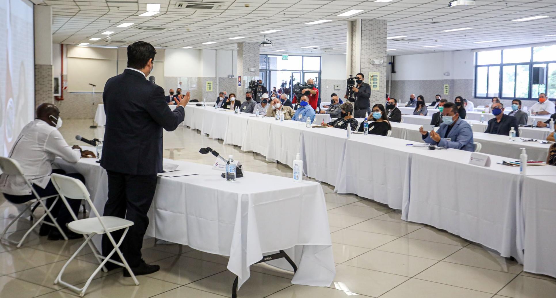 Nuevos acuerdos en la ronda de diálogo en Costa Rica
