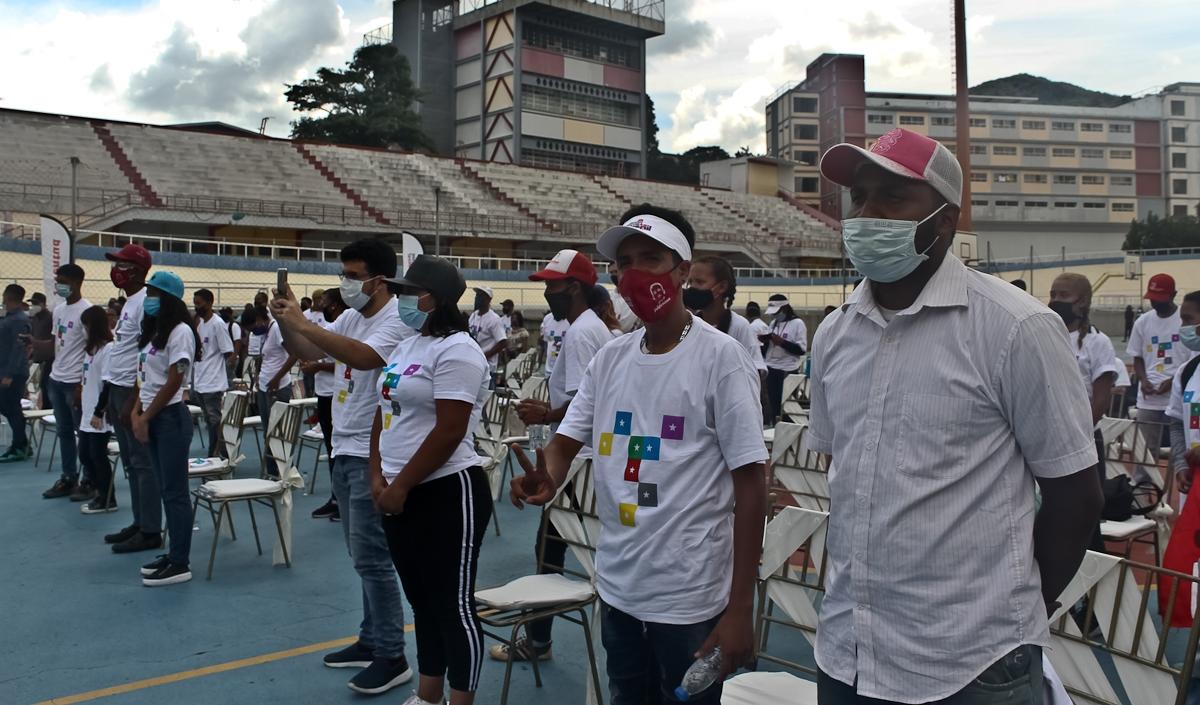Venezuela: Juventud Patriótica se prepara para el 6D