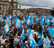 Guatemala: la población ya no aguanta más – Por Marcelo Colussi