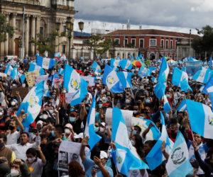 Guatemala: la población ya no aguanta más - Por Marcelo Colussi