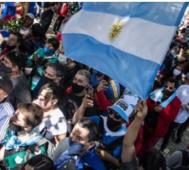 Argentina sin Maradona – por Mariano Pagnucco (Revista Cítrica)