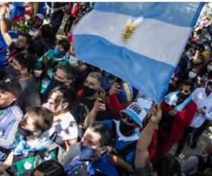 Argentina sin Maradona