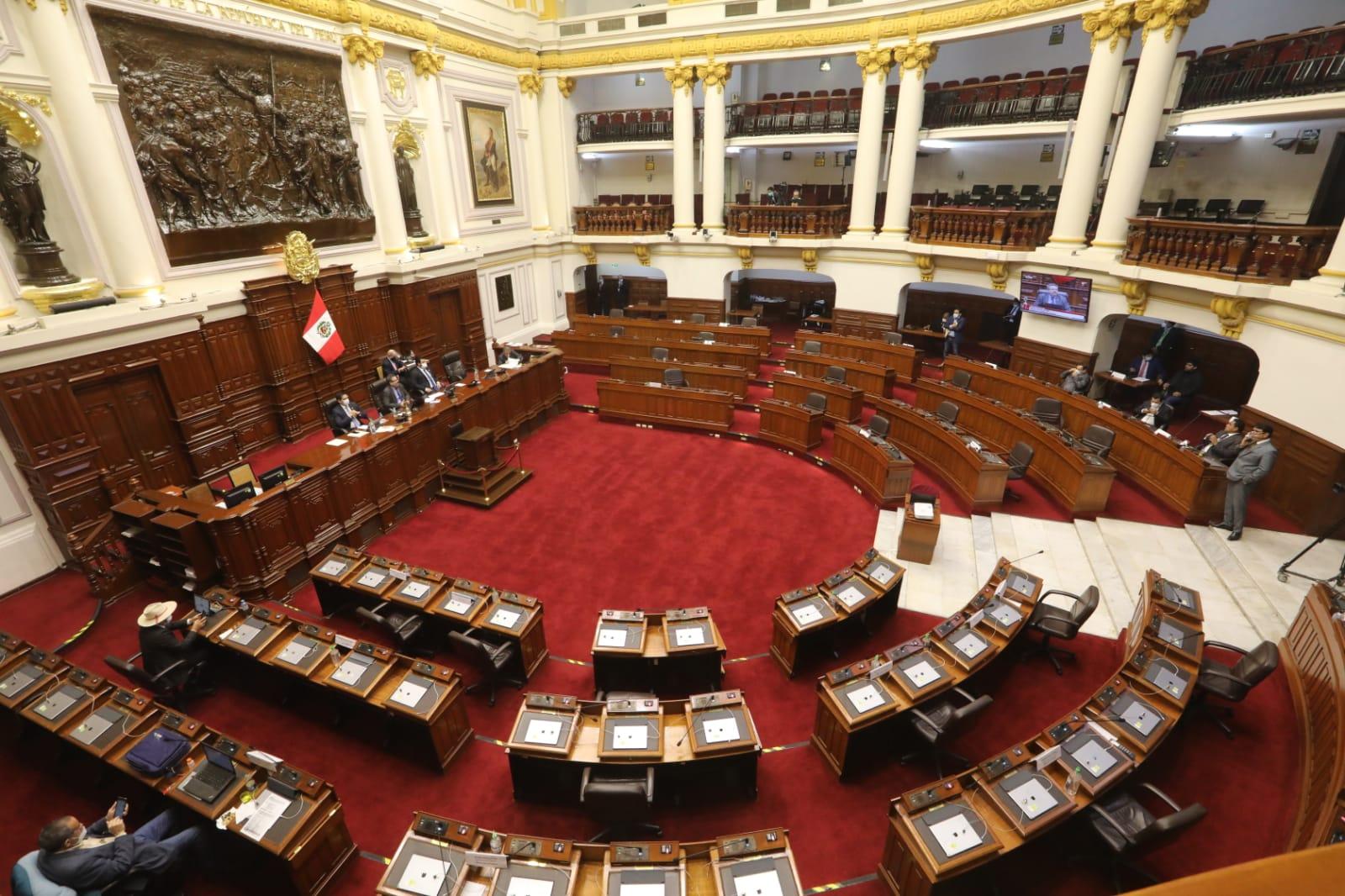 Perú: Congreso aprueba otra moción contra Viscarra