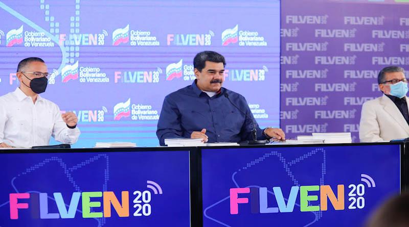 Venezuela inauguró la Feria Internacional del Libro