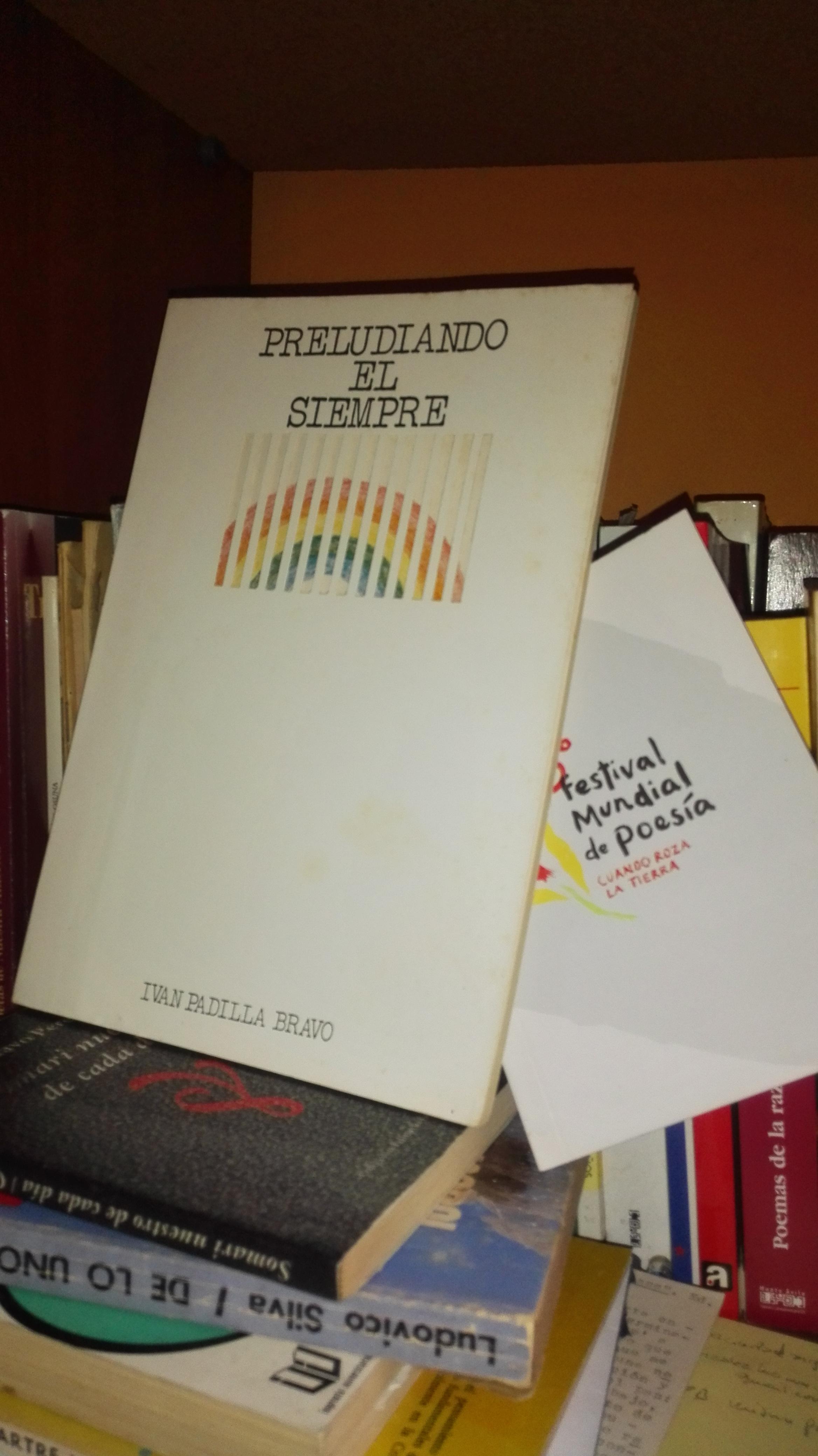 Volver a ser poesía – PorIván Padilla Bravo