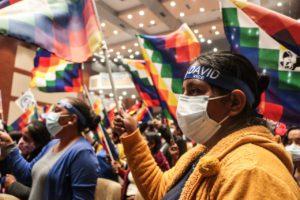 Encuentro de pueblos del Abya Yala, convocado por Evo Morales