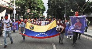 cierre de campaña del chavismo