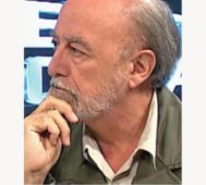 Cielo encapotado en Argentina – Por Luis Bilbao