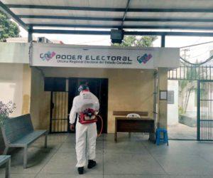 centro electoral venezuela