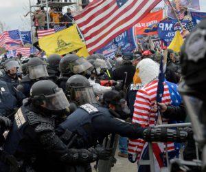 ataque al Capitolio de estados unidos
