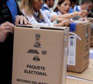 Ecuador bajo sospechas de posponer las elecciones