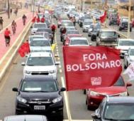 Crece el Fora Bolsonaro, por izquierda y por derecha