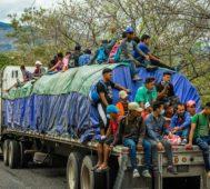 ONU: doloroso regreso a Honduras de niños migrantes