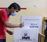 Gobierno de Perú ratifica las elecciones para el 11 de abril