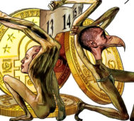 La guerra simbólica ¿da ganador al dólar? – Por Iván Padilla Bravo