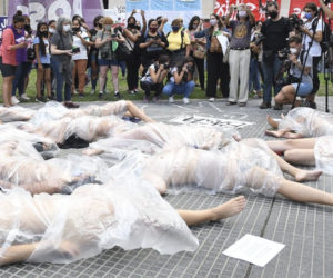 Argentina: en siete meses 164 femicidios y transfemicidios