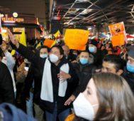 Ecuador: diez días después, se desconoce el rival de Arauz