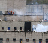 Son al menos 79 los muertos en cárceles de Ecuador