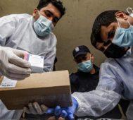 Israel demoró dos días las vacunas para los palestinos