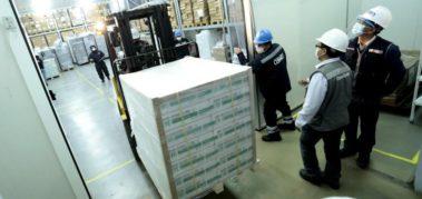 Perú comenzó su plan de vacunación contra el Covid-19