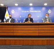 Uruguay: las primeras vacunas llegarán el viernes
