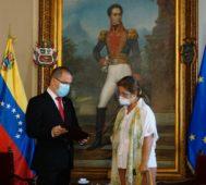 Venezuela expulsa embajadora de la Unión Europea