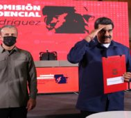 Maduro invita a Venezuela a inversores de Estados Unidos