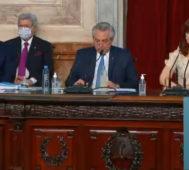 Argentina: Fernández anuncia querella criminal contra Macri