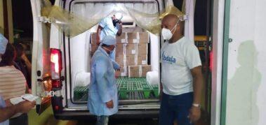 Abdalá aumentó «cuatro veces la respuesta de anticuerpos»
