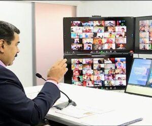 Maduro convocó al Congreso Bicentenario de los Pueblos