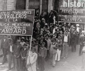 nuevo aniversario de nacionalización de la industria petrolera de México