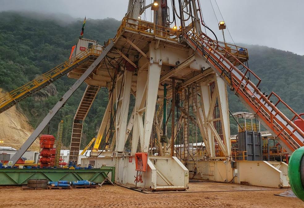 La estatal de Bolivia YPFB tras las grandes reservas de gas