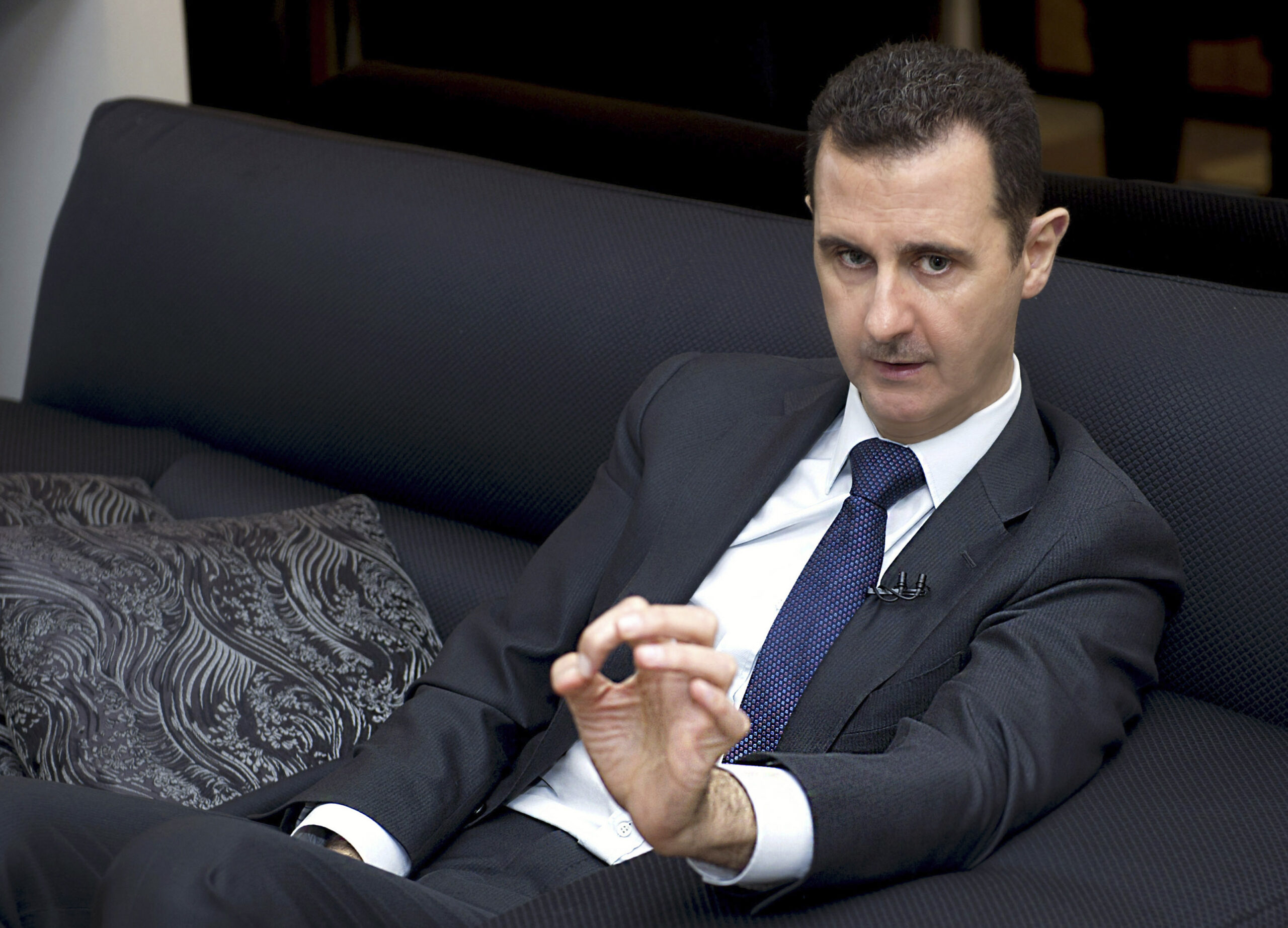 Siria: Al Assad presentó su candidatura a la reelección