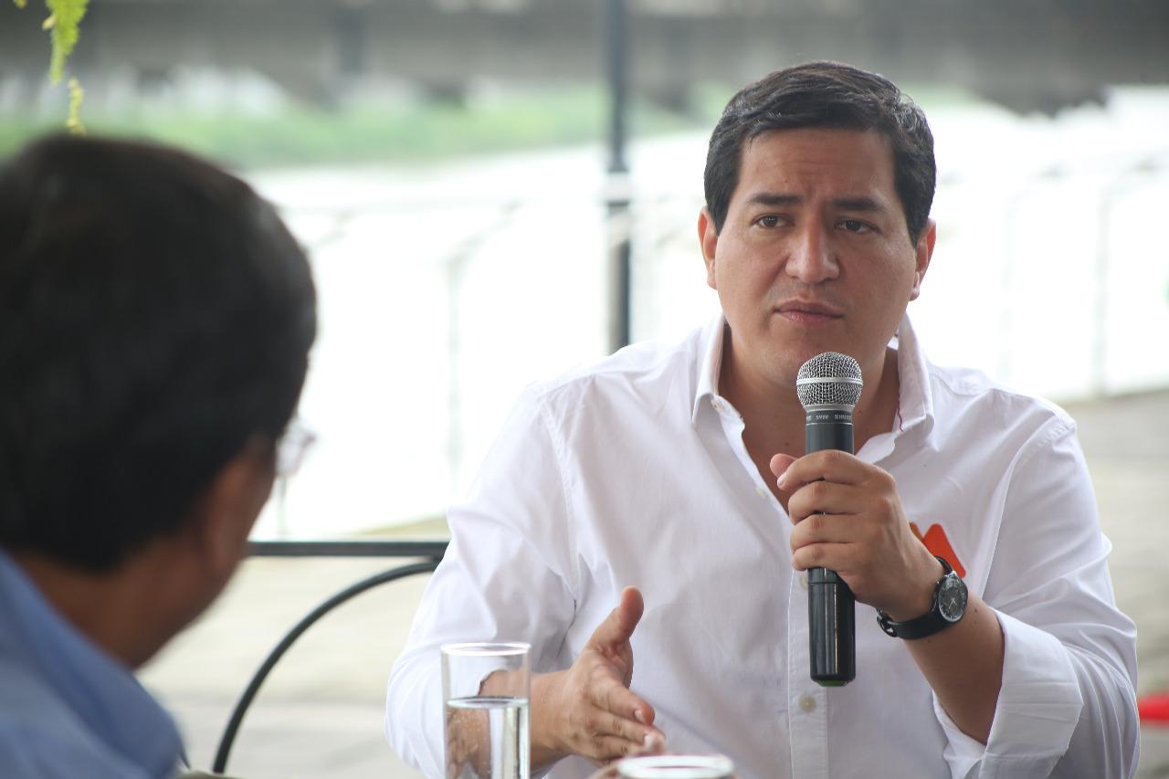«No vamos a cumplir con lo que Moreno pactó con el FMI»