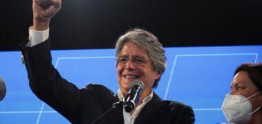 Ganó Lasso en Ecuador, golpe a los aires progresistas