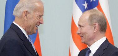 Armas, seguridad y reunión, los temas de Putin y Biden