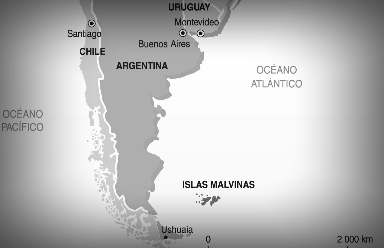«Enérgico rechazo» argentino a maniobras británicas