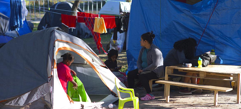 Solicitudes de asilo en México baten su récord en marzo