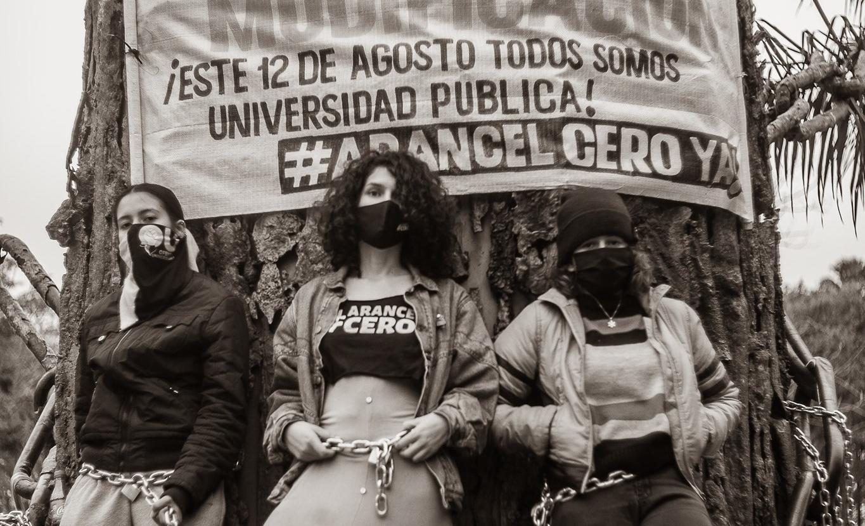 Vivian Genes, injustamente apresada en Paraguay
