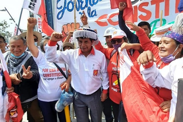 El sindicalista Castillo tiene ventaja para ir al balojate