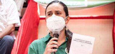 Candidata de «izquierda» en Perú con libreto de derecha