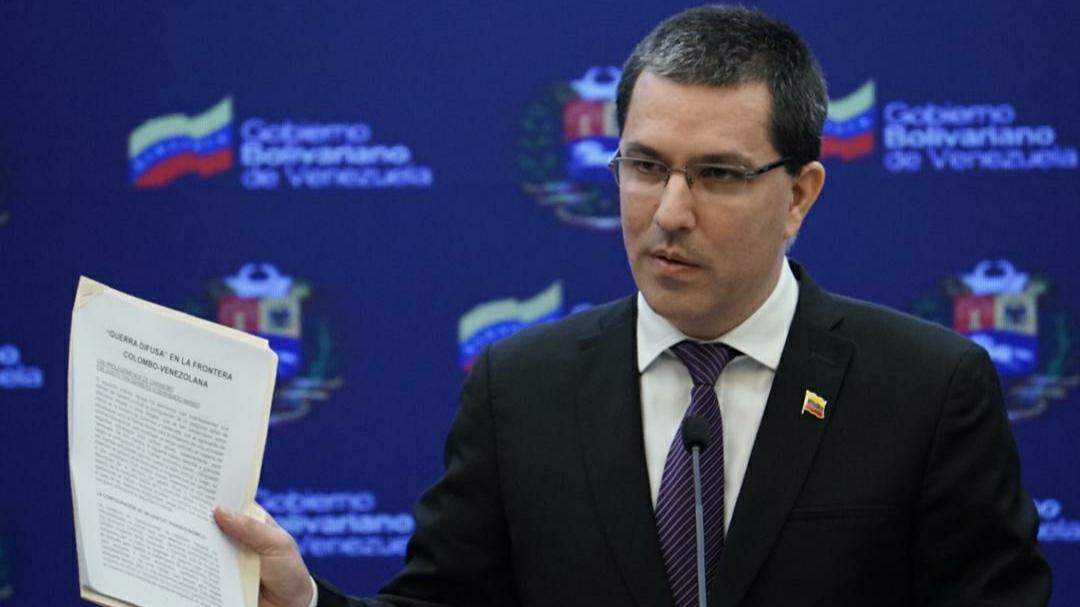 Venezuela pide liberar dinero bloqueado para vacunas