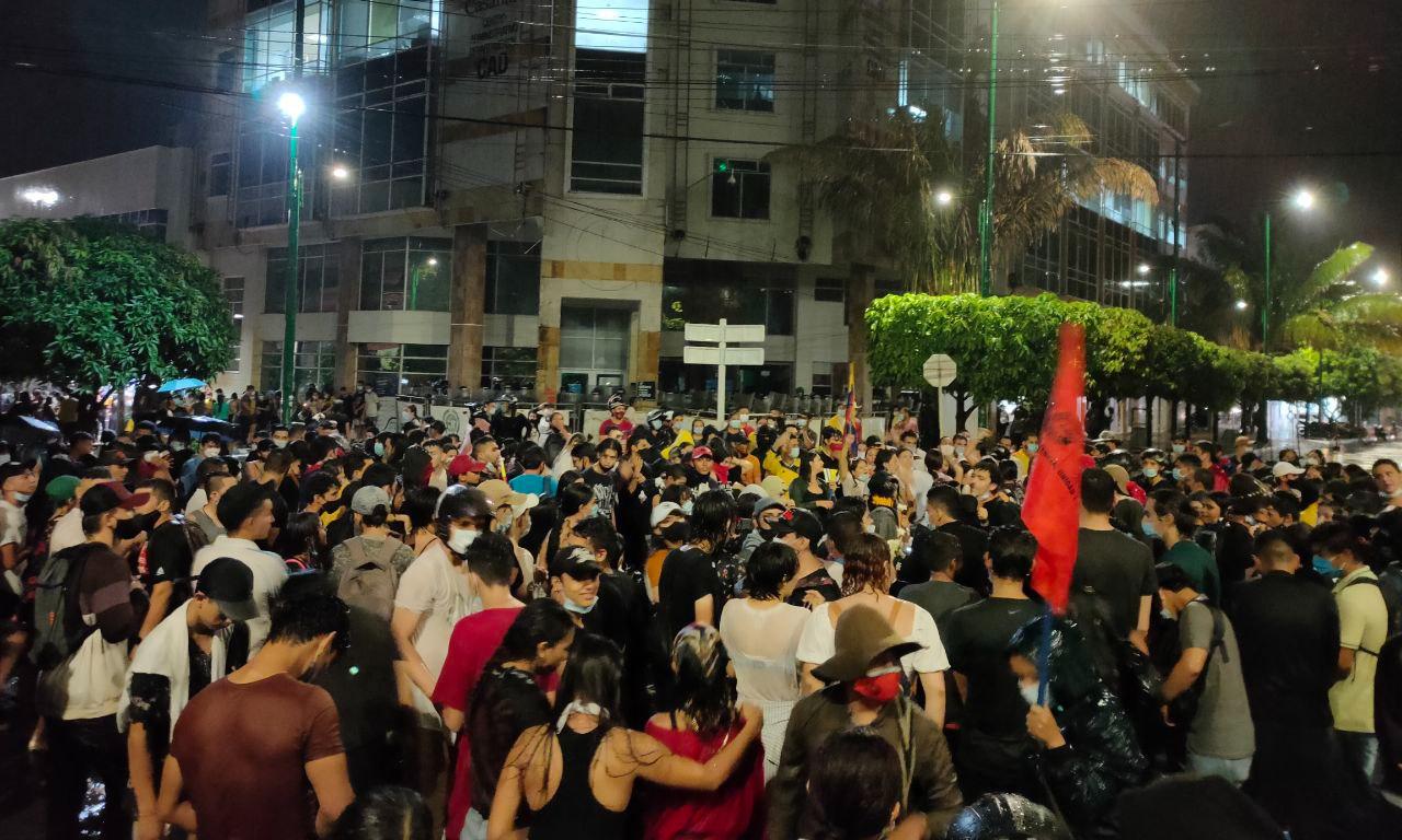 Más protestas en Colombia piden la renuncia de Duque