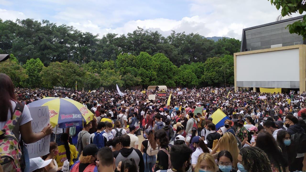 Colombia: ¡Solidaridad con la rebelión popular!