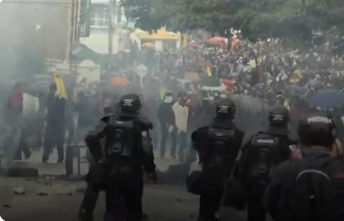 Duque en su hora más cruel contra el pueblo colombiano