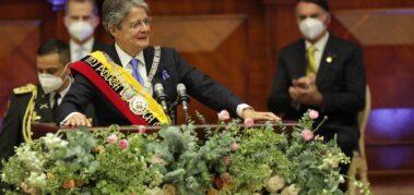 Asumió Lasso; a diferencia de Lenín Moreno, no traicionará