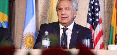 Moreno: «Venezuela está tras los hechos de Colombia»