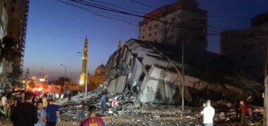 Gaza: 14 niños muertos y 86 heridos en ataque israelí
