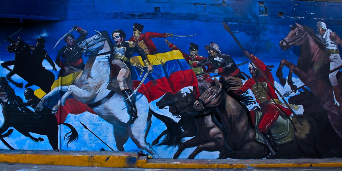 Brisas del Bicentenario de Carabobo soplan en Venezuela